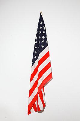Flagge der Vereinigten Staaten von Amerika - p750m2186995 von Silveri