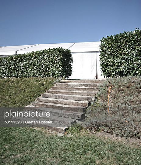 Stairs - p9111528 by Gaëtan Rossier