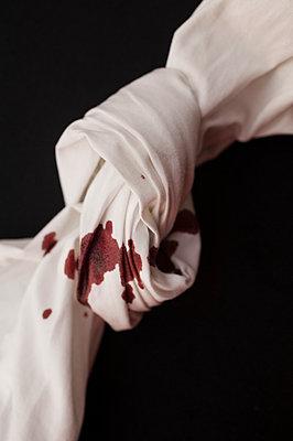 Blood stains - p971m1042262 by Reilika Landen