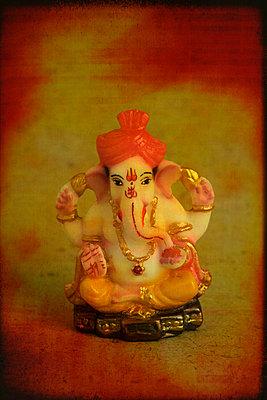 Ganesha - p1028m987641 von Jean Marmeisse