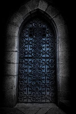 Historische Tür - p248m995614 von BY