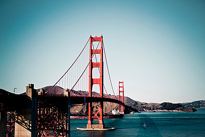Golden Gate Bridge - p795m912241 by Janklein