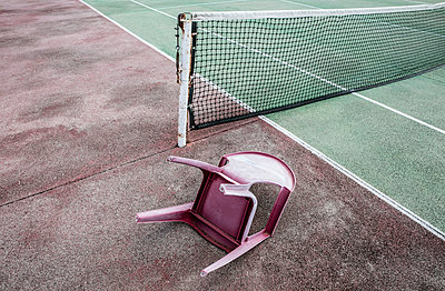Chairs By Court - p1082m1461554 by Daniel Allan