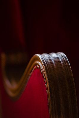 Armrest on an armchair - p1418m2172425 by Jan Håkan Dahlström