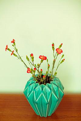 Blumenvase - p432m906953 von mia takahara