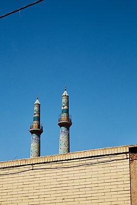 Minarett - p1146m1445173 von Stephanie Uhlenbrock