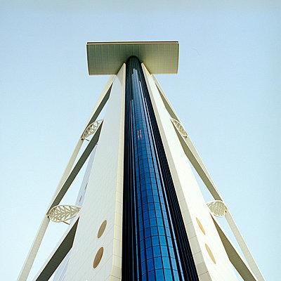 Burj Al Arab Hotel - p8473466 by Zoltan Gavai