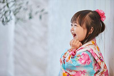 Japanese traditional Shichi-Go-San - p307m2023346 by Yosuke Tanaka