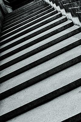 Stone stairs - p1170m2020131 by Bjanka Kadic
