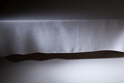 Silvery Tablecloths  - p1371m1425298 by virginie perocheau