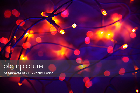 Weihnachtsdekoration - p1149m2141369 von Yvonne Röder