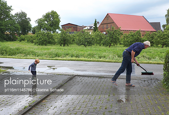 Hochwasser - p116m1145786 von Gianna Schade
