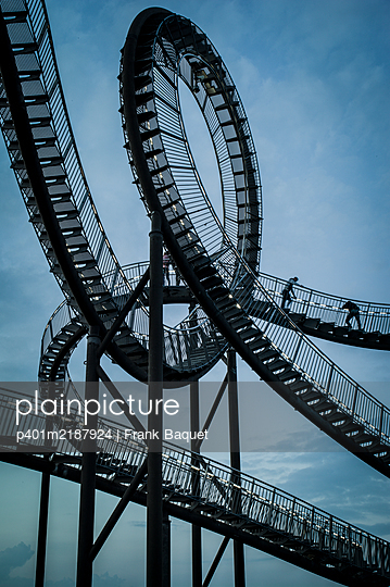 Tiger & Turtle Magic Mountain Duisburg - p401m2187924 by Frank Baquet