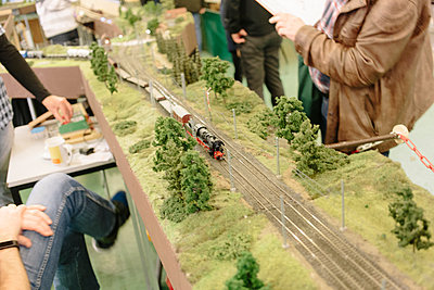 Model railway - p1085m2007815 by David Carreno Hansen
