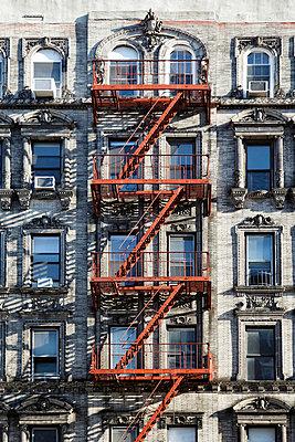 East Village Manhattan - p2380533 von Anja Bäcker