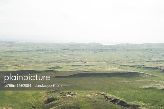 Blick nach Azerbaidschan - p795m1592084 von Janklein