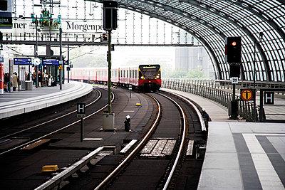 Germany, Berlin, Central Station - p300m877763 by Dieter Heinemann