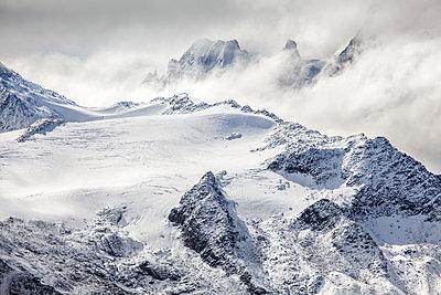 Mystic mountain landscape - p327m1216582 by René Reichelt