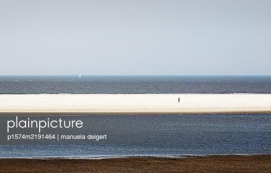 Sandbank auf Langeoog - p1574m2191464 von manuela deigert