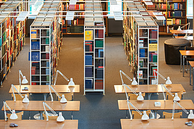 Library with work area - p133m1137490 by Martin Sigmund