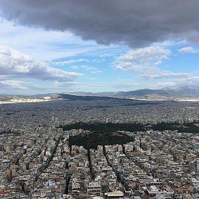Greece, Athens - p1401m2191384 by Jens Goldbeck
