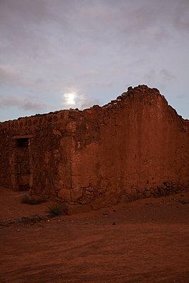 Ruine bei Casa de los Coroneles, Fuerteventura - p1356m2055487 von Markus Rauchenwald