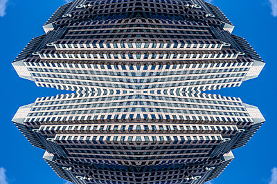 Abstract Architecture Kaleidoscope Boston - p401m2221902 by Frank Baquet