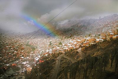 La Paz - p1038m1575332 von BlueHouseProject