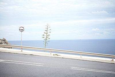 Küstenstraße auf Malta - p921m1355389 von Boris Leist