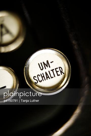 Schreibmaschinentaste - p4150791 von Tanja Luther