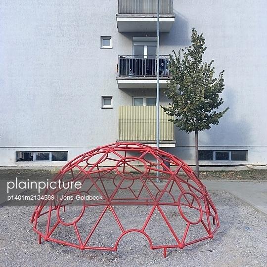 Klettergerüst - p1401m2134589 von Jens Goldbeck
