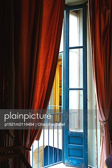 Open window - p1521m2116494 by Charlotte Zobel