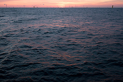 Offshore wind energy - p1079m1092232 by Ulrich Mertens
