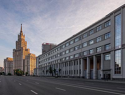 Haus am Roten Tor, Am Gartenring, Moskau - p390m2172928 von Frank Herfort