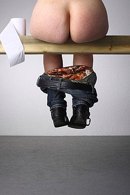 Wooden beam - p4030621 by Helge Sauber