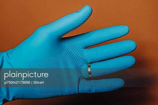 Plastikhand - p750m2173656 von Silveri