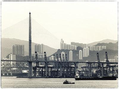 Hong Kong Development - p1154m2127111 by Tom Hogan