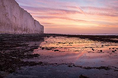 Beachy Head - p1516m2055167 by Philip Bedford