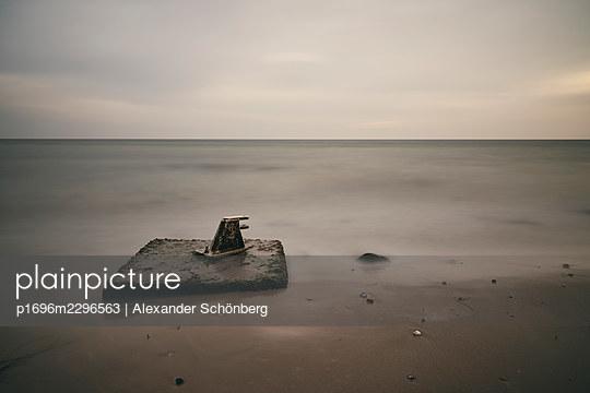 Germany, Fehmarn, Beach - p1696m2296563 by Alexander Schönberg
