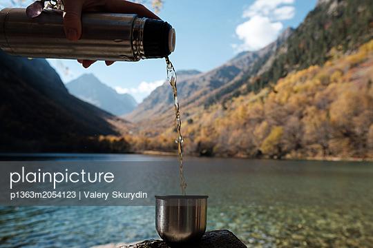 Rast am See - p1363m2054123 von Valery Skurydin