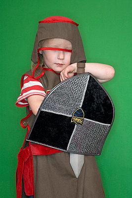 Little knight - p7810114 by Angela Franke