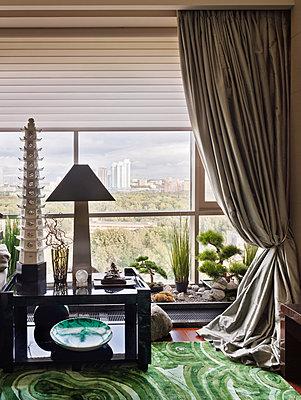 Luxuswohnung in Moskau - p390m1092852 von Frank Herfort