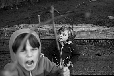 Kinderspiel - p1308m1143928 von felice douglas