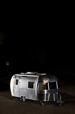Airstream camper - p1980106 by David Breun