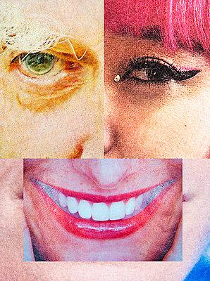 Collage - p265m2087790 von Oote Boe