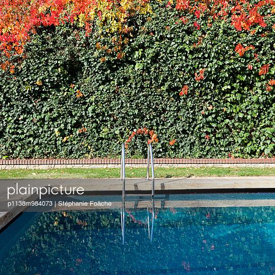 Swimming pool - p1138m984073 von Stéphanie Foäche