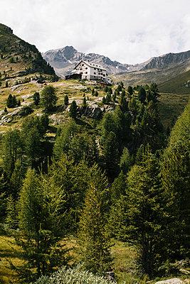 Zufallshütte, Martelltal - p1393m1440591 von Marlene Gawrisch