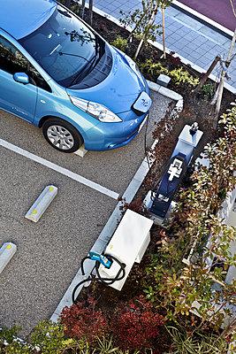 Ladestation für Elektroautos - p265m2082708 von Oote Boe
