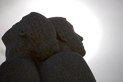 Vigeland Skulpturenpark - p718m1223910 von Arne Landwehr
