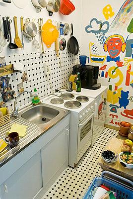 Studentenküche - p3050177 von Dirk Morla